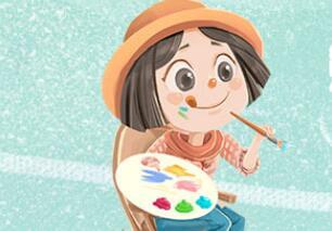 第四届全球妈祖儿童画大赛