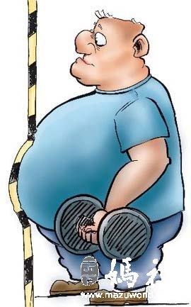 肥胖卡通通图片